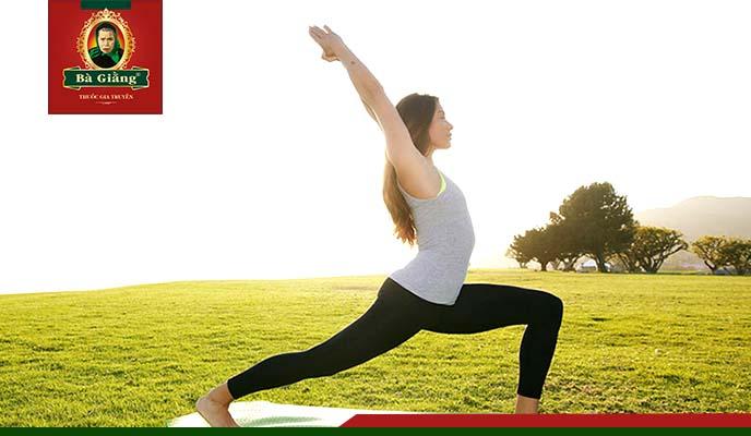 5 Bài Tập Yoga Cho Người Thoái Hóa Cột Sống